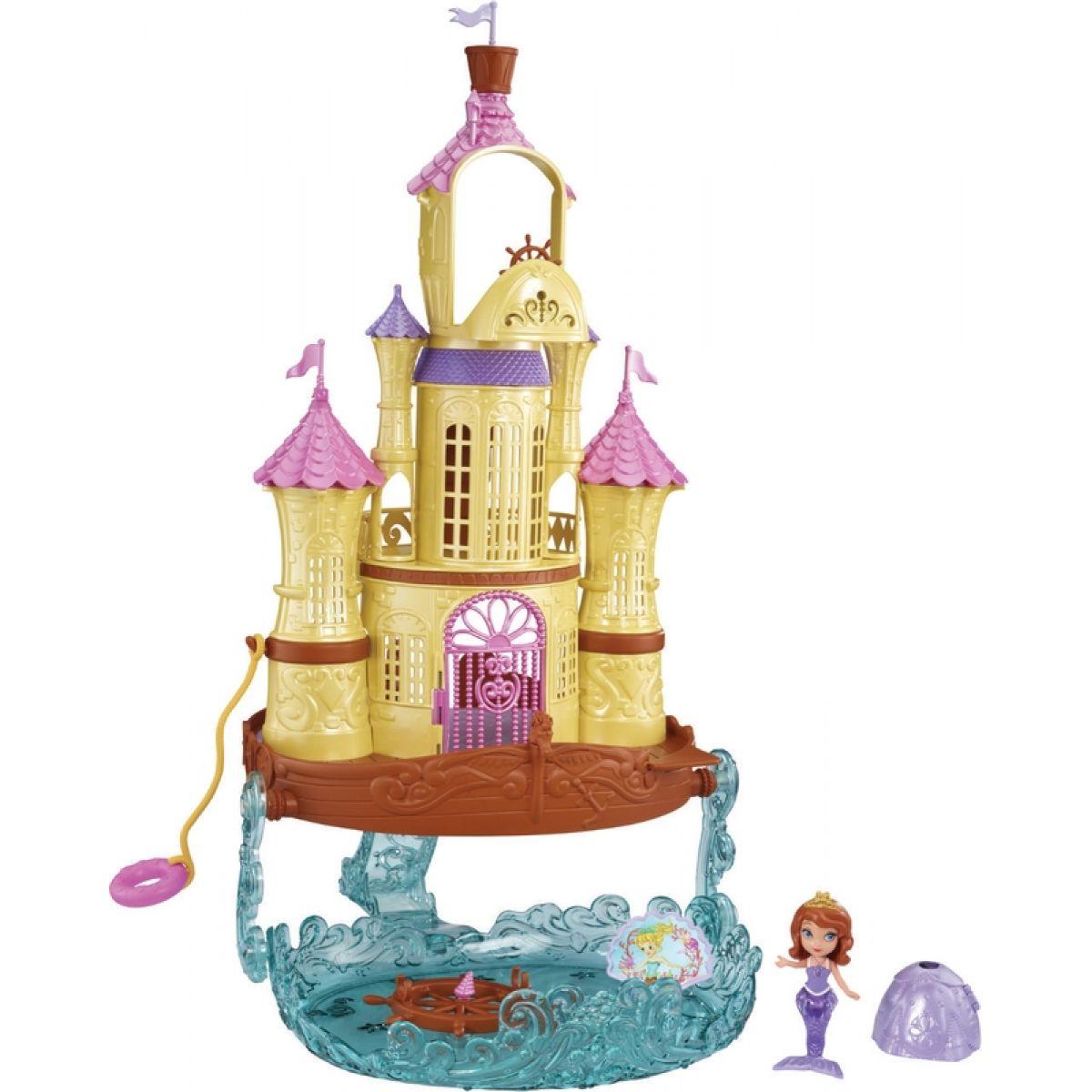 Mattel Disney Sofie prázdninový palác