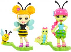 Mattel Enchantimals brouček 2ks Bug Buddies FXM88