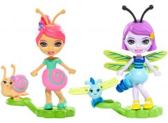 Mattel Enchantimals brouček 2ks Bug Buddies FXM89