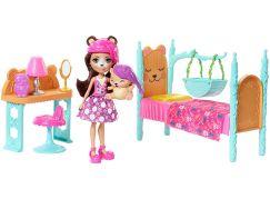 Mattel Enchantimals domácí pohoda FRH46