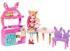 Mattel Enchantimals domácí pohoda FRH47