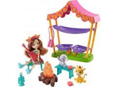 Mattel Enchantimals jedeme tábořit herní set