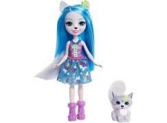 Mattel Enchantimals panenka a zvířátko Winsley Wolf a Trooper