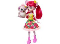 Mattel Enchantimals panenka se zvířátkem Karina Koala