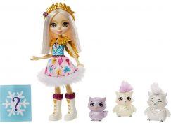 Mattel Enchantimals rodinka sovičky
