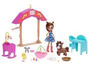 Mattel Enchantimals školka na farmě