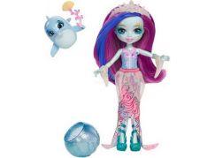Mattel Enchantimals Vodní svět Panenka a zvířátko Dolce Dolphin a Largo