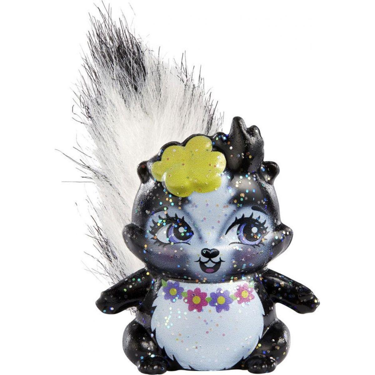 Mattel Enchantimals zvířecí kamarád Caper