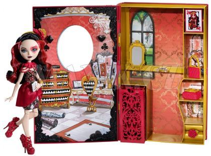 Mattel Ever After High Bouřlivé jaro Lizzie