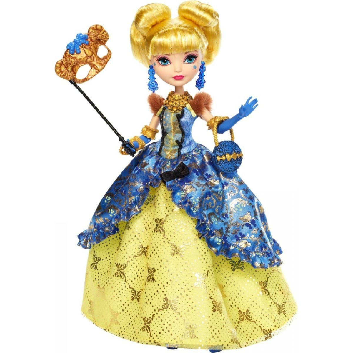 Mattel Ever After High Korunovace - Blondie