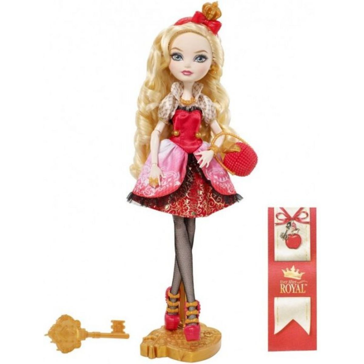 Mattel Ever After High Šlechtici - Apple