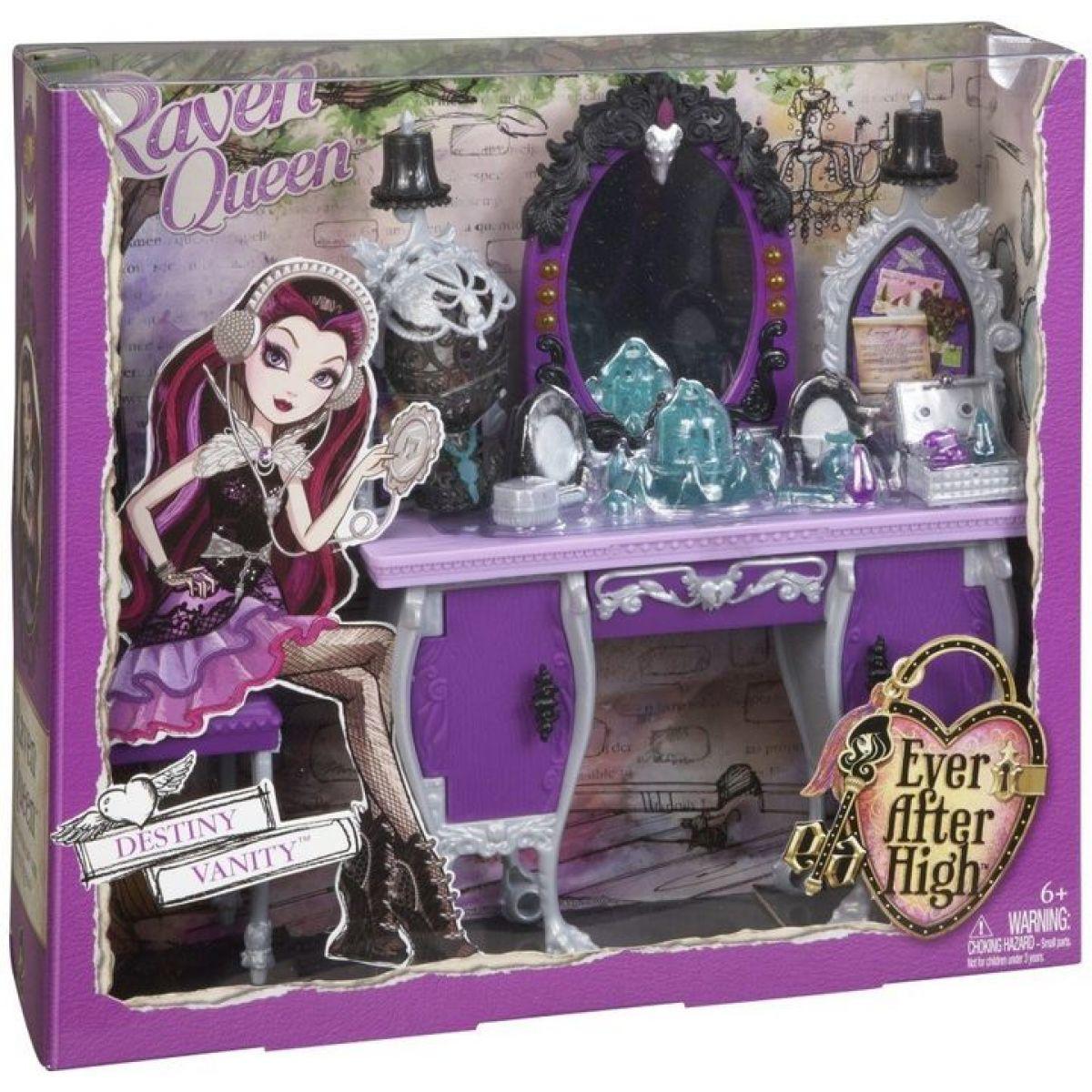 Mattel Ever After High Pokojíček - Raven