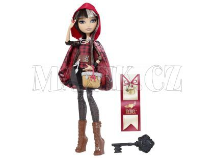 Mattel Ever After High Rebelové I. - Cerise Hood