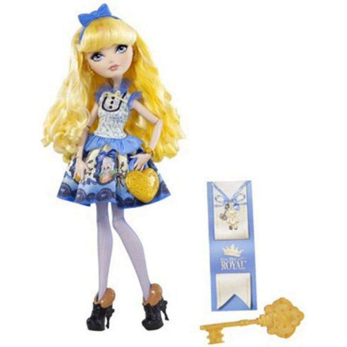 Mattel Ever After High Šlechtici - Blondie