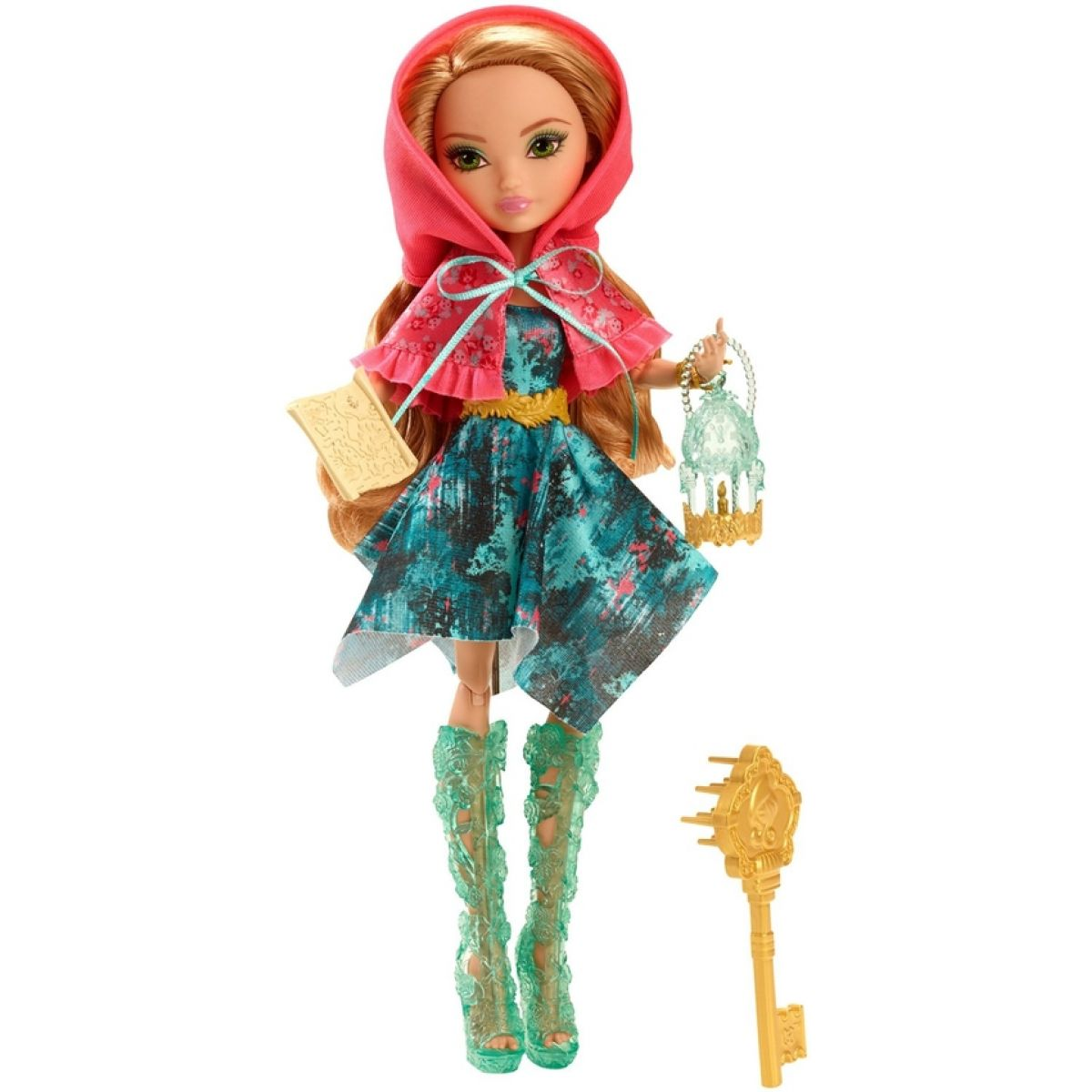 Mattel Ever After High Z hloubi lesa - Ashlynn Ella
