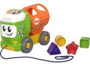 Mattel Fischer Price hudební autíčko vkládačka