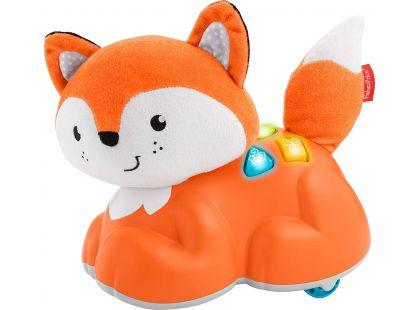 Mattel Fischer Price lezeme s liškou