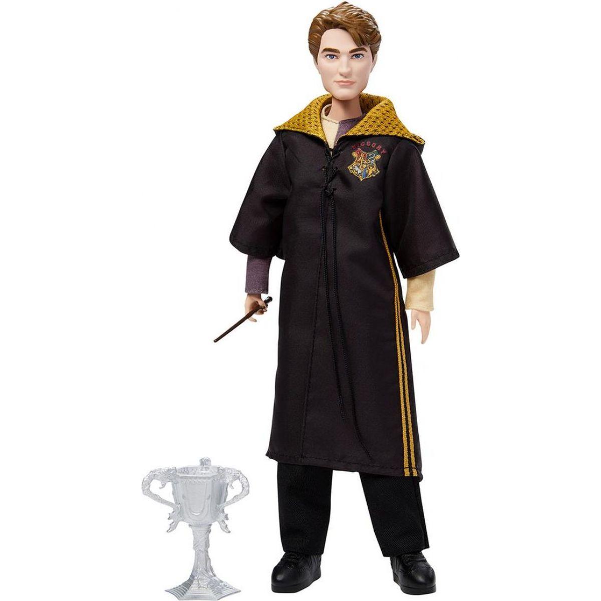 Mattel Harry Potter turnaj tří kouzelníků panenka Cedric Diggory