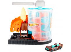 Mattel Hot Wheels City Postav město Zmrzlina
