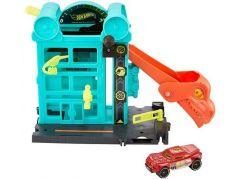 Mattel Hot Wheels City Postav město Únik z garáže