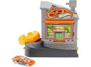 Mattel Hot Wheels City Postav město V centru pizzerie