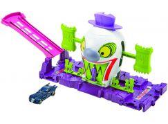 Mattel Hot Wheels DC padouch z Gotham city
