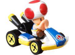 Mattel Hot Wheels Mario Kart angličák Toad