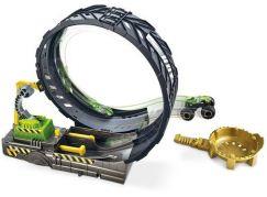 Mattel Hot Wheels monster trucks velká smyčka herní set