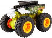 Mattel Hot Wheels monster trucks velká srážka Bone Shaker Bash-Ups
