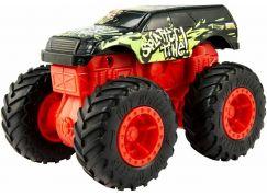 Mattel Hot Wheels monster trucks velká srážka Splatter Time
