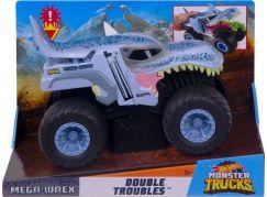 Mattel Hot Wheels monster trucks velké nesnáze Mega Wrex
