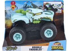 Mattel Hot Wheels monster trucks velké nesnáze Hotweiler