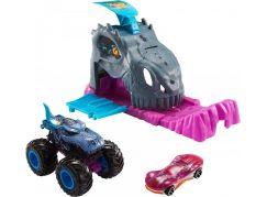 Mattel Hot Wheels monster trucks závodní herní set Mega Wrex