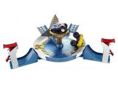 Mattel Hot Wheels Monster trucks žraločí útok