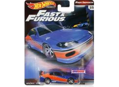 Mattel Hot Wheels prémiové auto – Rychle a zběsile Nissan Silvia (S15)