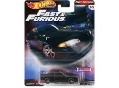 Mattel Hot Wheels prémiové auto – Rychle a zběsile Nissan Skyline GT-R (BNR32)
