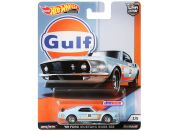 Mattel Hot Wheels prémiové auto – velikáni 69 Ford Mustang Boss 302