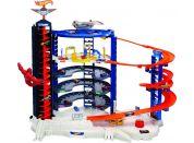 Mattel Hot Wheels super ultimátní mega garáž - Poškozený obal