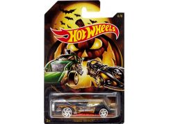 Mattel Hot Wheels tematické auto – halloween Power Rocket