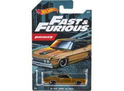 Mattel Hot Wheels tematické auto – klasická kolekce 69 Ford Torino Talladega
