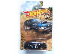 Mattel Hot Wheels tematické auto – klasická kolekce Subaru WRX STI
