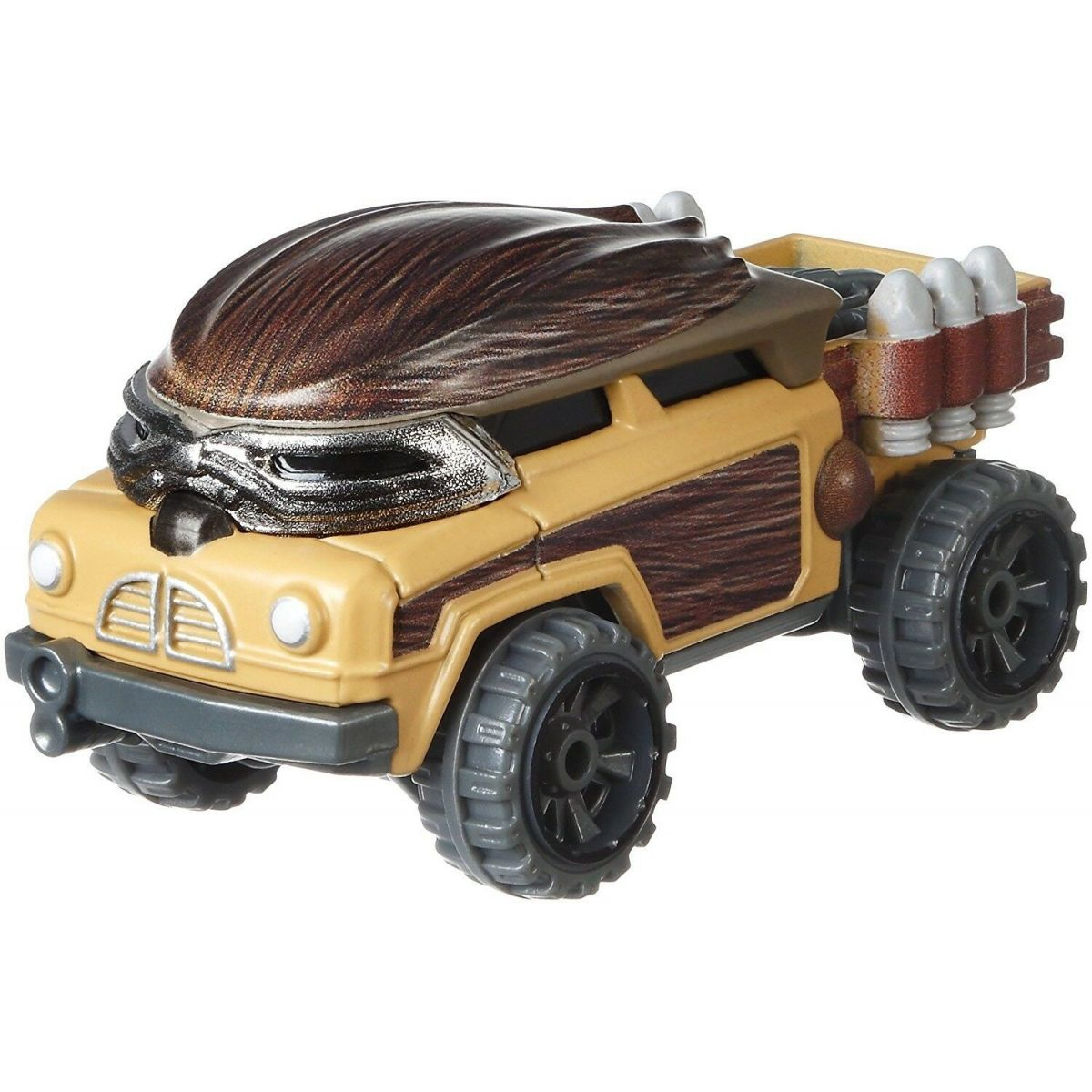 Mattel Hot Wheels tematické auto – Star Wars Chewbacca