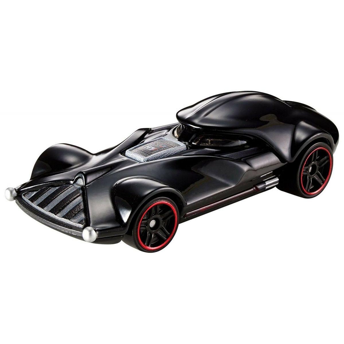 Mattel Hot Wheels tematické auto – Star Wars Darth Vader