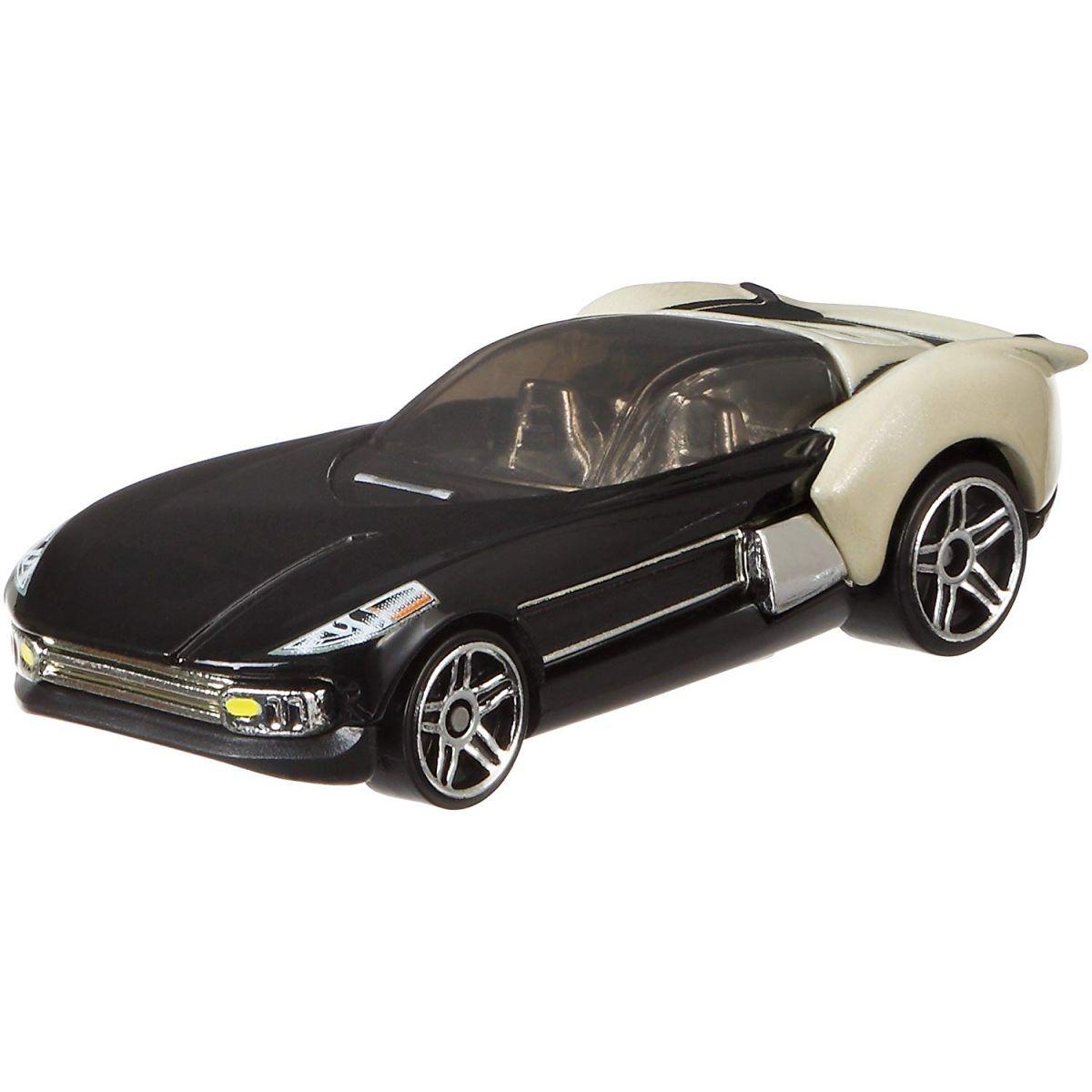 Mattel Hot Wheels tematické auto – Star Wars QI'RA