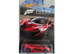 Mattel Hot Wheels tématické auto Forza racing McLaren P1