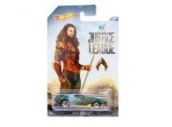 Mattel Hot Wheels tématické auto Justice League Blvd.Bruiser