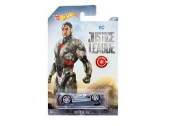 Mattel Hot Wheels tématické auto Justice League Quick n Sik
