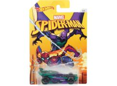 Mattel Hot Wheels tématické auto Marvel Spiderman Drift King