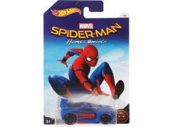 Mattel Hot Wheels tématické auto Marvel Spiderman Power Rage