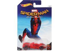 Mattel Hot Wheels tématické auto Marvel Spiderman Teegray